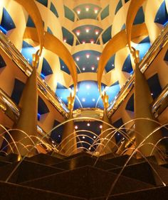 This Hotel is located in Dubai, UAE and price of its accommodation of one night is 1333 dollars.