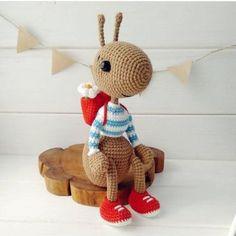 Crochet patterns free amigurumi doll knits 58 Ideas for 2019 Crochet Baby Mittens, Crochet Amigurumi Free Patterns, Crochet Animal Patterns, Stuffed Animal Patterns, Cute Crochet, Crochet Dolls, Crochet Animals, Knitting Patterns, Knitting Toys