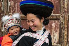 """""""IRON SMITH"""" MIAO - village GAO ZHAI - Guizhou - China"""