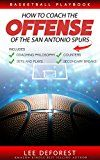 Free Kindle Book -   Basketball Playbook How to Coach the Offense of the San Antonio Spurs: Includes Coaching Philosophy, Sets and Plays, Counters, Secondary Breaks Check more at http://www.free-kindle-books-4u.com/sports-outdoorsfree-basketball-playbook-how-to-coach-the-offense-of-the-san-antonio-spurs-includes-coaching-philosophy-sets-and-plays-counters-secondary-breaks/