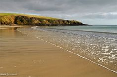 Porthcurnick beach, Cornwall