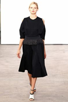 Derek Lam Spring 2014 Ready-to-Wear Collection Slideshow on Style.com