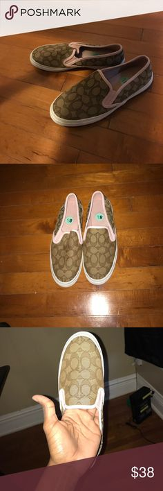Coach Shoes Great condition. Authentic. Coach Shoes Flats & Loafers