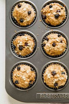Blueberry Banana Protein Muffins that are wholesome, pack a punch with added protein, and that make your busy mornings a little bit easier! If you're tired of that same 'ol breakfast routine, then you must try these healthy protein muffins. Delicious blueberry and banana flavors, plant-based protein, and no added sugar. These Blueberry Banana Protein Muffins are perfect for the entire family and can be made in no time! Healthy Muffin Recipes, Healthy Muffins, Healthy Snacks, Healthy Breakfasts, Eating Healthy, Vegetarian Recipes, Flax Egg Recipe, Banana Protein Muffins, Best Vegan Protein