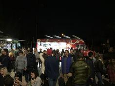 Great time last night at Abbot Kinney First Fridays! We had a blast! Abbot Kinney, First Friday, Food Truck, America, Night, Food Carts, Food Trucks, Usa