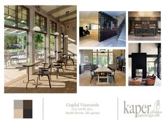 Kaper Design; Restaurant & Hospitality Design Inspiration: Completed Projects