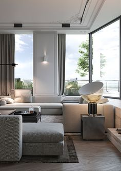 Penthouse on Behance