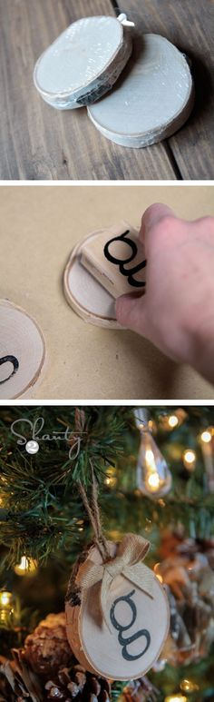 70 Diy Christmas Ornaments Ideas