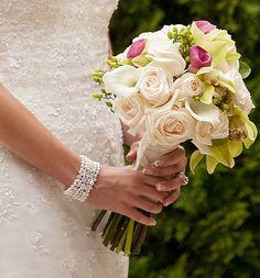 Etsy Bridal Bracelet, Pearl Wedding Jewelry, Crystal Bracelet, Chunky Bridal Jewelry, Pearl Wedding brace