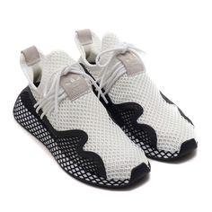 newest 1339a f949c adidas Originals DEERUPT NEW RUNNER RUNNING WHITECORE BLACKRUNNING WHITE  19SS-I