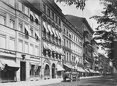 Berlin um 1895 Unter den Linden