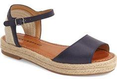 Lucky Brand 'Flairr' Espadrille Sandal (Women)