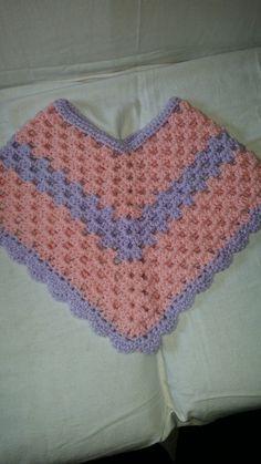 Toddler Poncho Toddler Poncho, Crochet, Sweaters, Fashion, Crochet Hooks, Moda, La Mode, Crocheting, Pullover