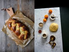 Tsoureki - Greek Braided Easter Bread with Aniseed and Orange Blossom Water — Meike Peters | eat in my kitchen