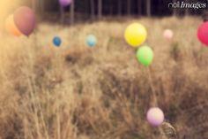 ballonger och gräs, det lirar.