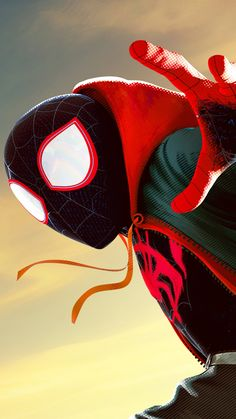 Movie / Spider-Man: Into The Spider-Verse Mobile Wallpaper Miles Spiderman, Miles Morales Spiderman, Black Spiderman, Spiderman Spider, Amazing Spiderman, Spiderman Anime, Marvel Vs, Marvel Heroes, Avengers Wallpaper