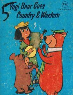 Yogi Bear Goes Country and Western