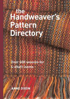 Best of handwoven top ten rugs on four shafts weaving the handweavers pattern directoryamazonbooks fandeluxe Images