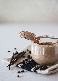 la la loving vanilla espresso almond butter.