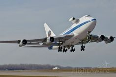 747 Used by Pratt and Whitney to test engines