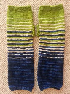 Ravelry: aletheia's Color Affection Handwarmers