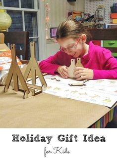 Holiday Gift Idea for Kids - Tinker Crate -- we LOVE these kits that promote STEM skills!!