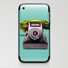 Retro phone cover!