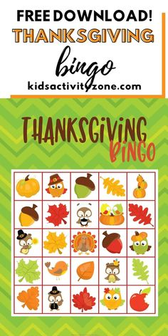 Looking for a fun activity to do for Thanksgiving? Try this free printable for Thanksgiving. A fun Thanksgiving game that the entire family can do together. Grab your Bingo cards and play it for the holidays!