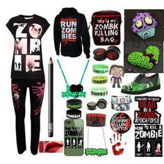 ZOMBIES!!!! Who ever gets all this stuff for me i will love you for ever!!!