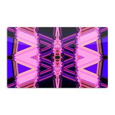 Kess InHouse Nina May 'Decorama' Artistic Magnet