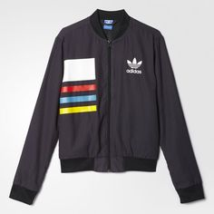 adidas - Allover Print Originals Jacke