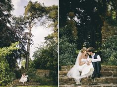 Jackie and Lee #Wedding Day at Brympton House, Yeovil, Somerset