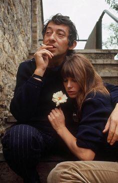 Image de Jane Birkin & Serge Gainsbourg