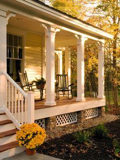 Victorian Wraparound Porches Design, Pictures, Remodel, Decor and Ideas - page 18