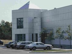 The offices and recording studios of Paisley Park Records, owned by Prince, in Chanhassen, Minn., circa 1990. Police responded to Prince's Paisley Park compound Thursday morning after a report that someone had died.