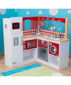 Red Grand Gourmet Kitchen