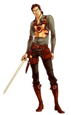Swordman.