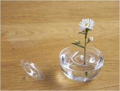 리빙스타일 - 물에 뜨는 꽃병