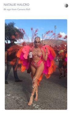 Carnival Girl, Carnival Dress, Diy Carnival, Brazil Carnival, Carnival Outfits, Trinidad Carnival, Carnival Festival, Carribean Carnival Costumes, Caribbean Carnival