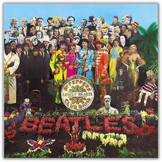 Universal Music Group The Beatles - Sgt. Pepper's Lonely Hearts Club Band 2 LP Anniversary Edition