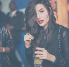 Julia Make Up, Hair, Persona, Beauty, Instagram, Girls, Dress, Outfits, Hair Inspiration