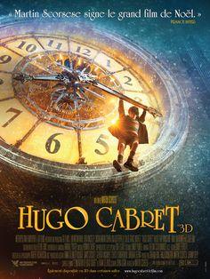 Hugo Cabret est un film de Martin Scorsese avec Ben Kingsley, Sacha Baron Cohen. Synopsis : Dans le Paris des années 30, le jeune Hugo est un orphelin de douze ans qui vit dans une gare. Son passé est un mystèr