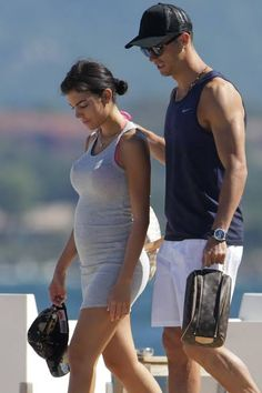 Cristiano Ronaldo is said to be expecting a baby with his girlfriend of eight months, Georgina Rodríguez, in news released three weeks after the reported arrival of his baby twins via surrogate Cristiano Ronaldo Cr7, Irina Shayk Cristiano Ronaldo, Cristiano Ronaldo Girlfriend, Cristino Ronaldo, Ronaldo Real, Five Months Pregnant, Uefa European Championship, Association Football, Mtv Movie Awards