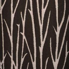 Fabric   Duralee Suburban  Enchanted Collection  Peacock / Grey / Brown - book # 2836    Pattern/Color: 71052-201  Description: Charcoal/Brown
