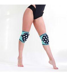 941d1d488125 Knee Pads. Azure dream Gym Shorts Womens, Sportswear, Dancing, Dance, Prom