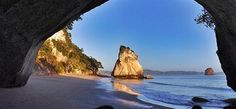 Cathedral Cove and Hot Water Beach Express, Coromandel Adventures Big Day Out, Cathedral, Tours, Popular, Activities, Adventure, Natural, Beach, Hot