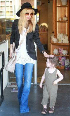 Rachel Zoe and Sky Sky  #IM OBSESSED WITH HER #I WANT A FASHION CAREER LIKE HERS