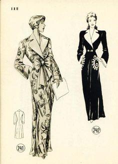 Lutterloh 1949 Book Models 241 & 242