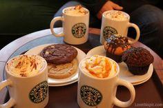 Sweet Starbucks drinks starbucks sweets coffee autumn
