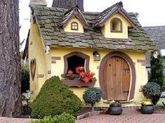 like a fairy house
